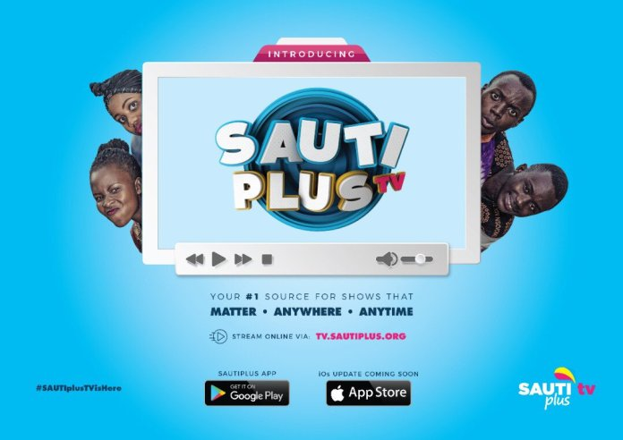 Reach a Hand launches SAUTI Plus TV App and website. 1 MUGIBSON
