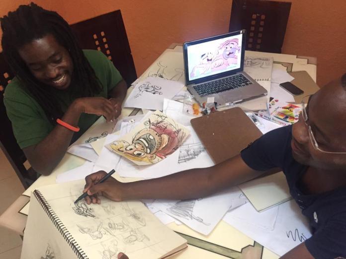 Ugandan animation Katoto in COVID19 Awareness Campaign 6 MUGIBSON