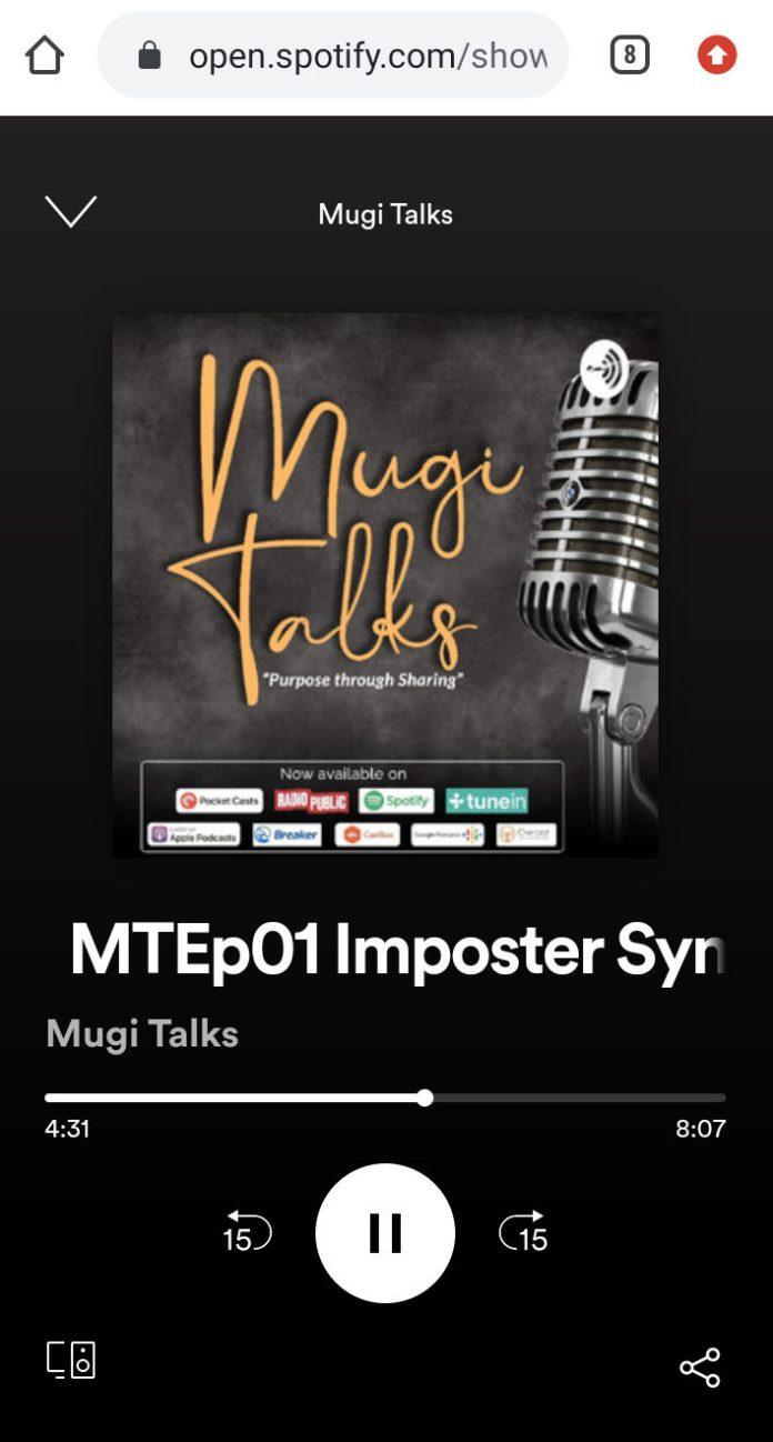 Introducing the Mugi Talks Podcasts: The Mugibson media story 1 MUGIBSON
