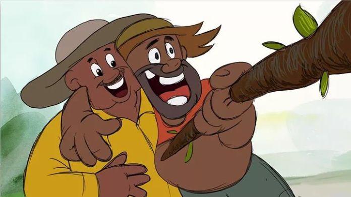 Ugandan animation Katoto in COVID19 awareness campaign: 8 MUGIBSON WRITES