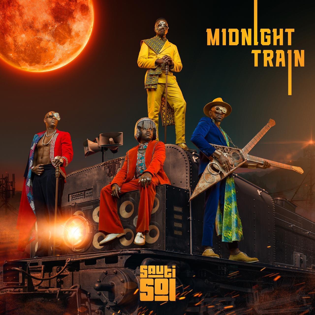 Kenyan boyband Sauti Sol out 'Midnight Train' album. Listen Here: 1 MUGIBSON WRITES