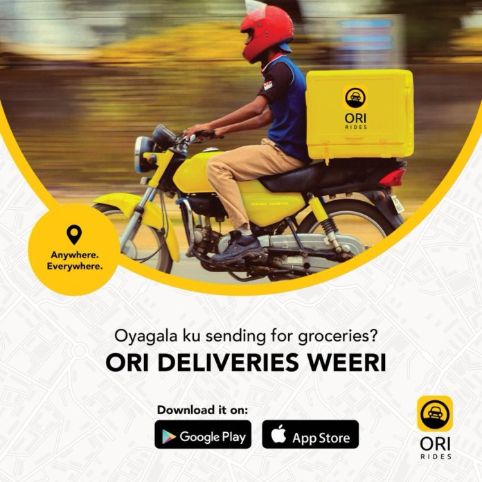 Introducing Ori Rides; the 8 in 1 Transit App: 6 MUGIBSON WRITES