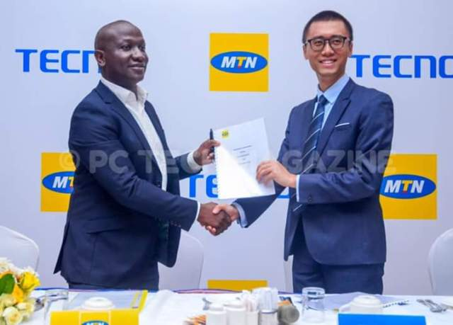 TECNO once again joins hands with MTN; in new Camon 15 unveiling. 2 MUGIBSON WRITES