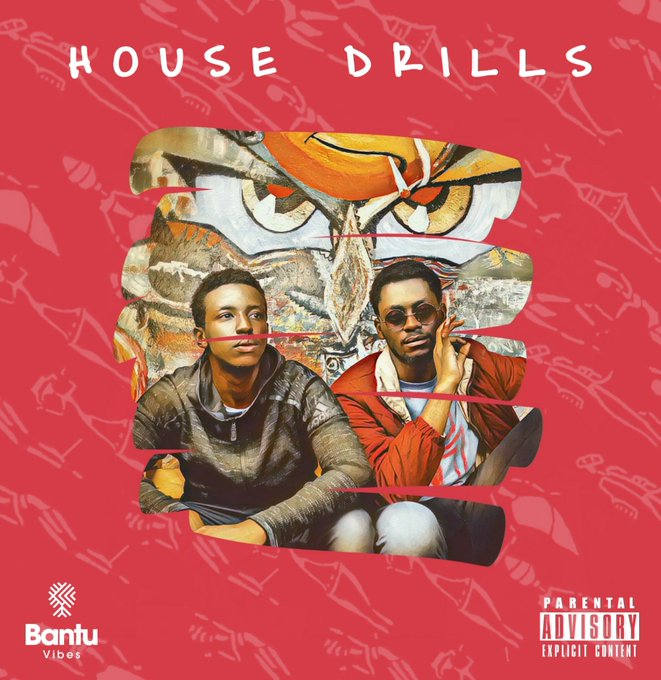 Denesi and Cxnrvd's 'House Drills' EP. A review: 2 MUGIBSON WRITES