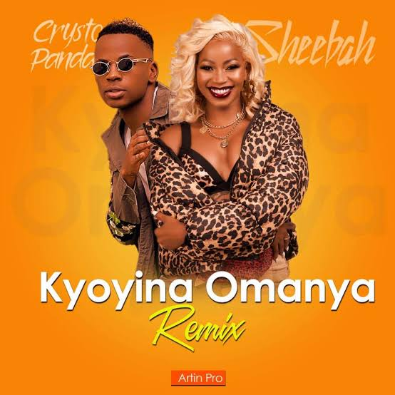 Crysto Panda and Sheebah out top tier 'Kyoyina Omanya Remix' visuals. Watch Here:  2 MUGIBSON WRITES