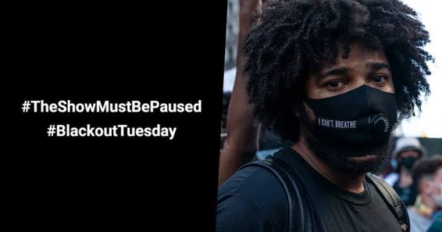 Blackout Tuesday: The reason your Social feeds went Black Today. 2 MUGIBSON WRITES