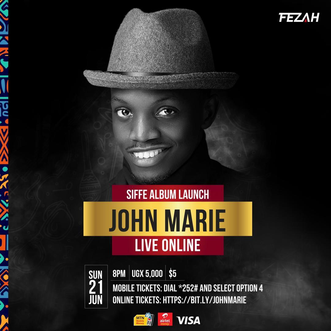 Gospel sensation John Marie to take over Fezah tonight with Siffe Album Launch: 1 MUGIBSON WRITES