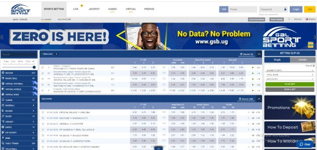 Gal Sport Betting to offer Data Free Betting in 'ZERO IS HERE' campaign 4 MUGIBSON WRITES