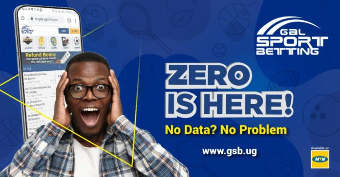 Gal Sport Betting to offer Data Free Betting in 'ZERO IS HERE' campaign 1 MUGIBSON WRITES