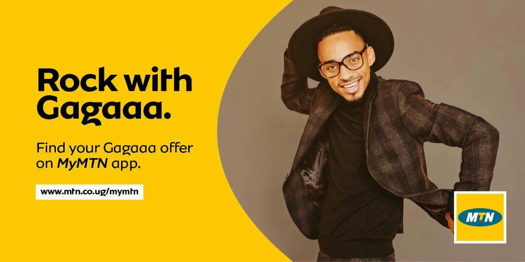 MTN Uganda announces return of the Gaga Wednesday data bundle 1 MUGIBSON WRITES