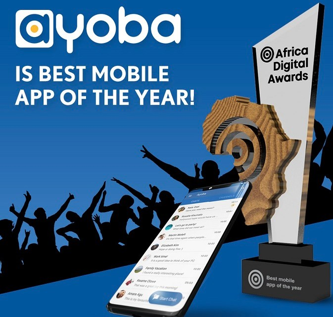 Ayoba wins Africa Digital Award for Best Mobile Application 1 MUGIBSON WRITES