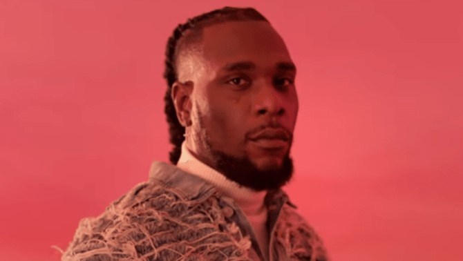 Burna Boy tapped for Rockstar Games' Grand Theft Auto V soundtrack 1 MUGIBSON WRITES