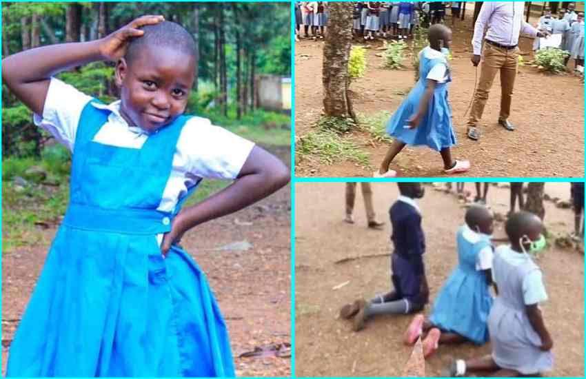 Bridget Bema the Kenyan school girl taking Social Media by Storm 1 MUGIBSON WRITES