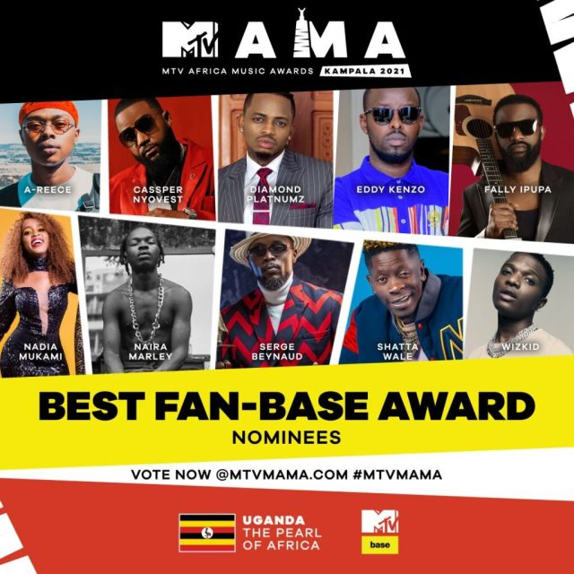 Eddy Kenzo, B2C, Simi, The Weeknd, & more land nods as MTV Africa Music Awards announce final wave of nominations 2 MUGIBSON WRITES