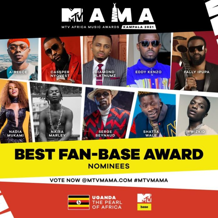 Eddy Kenzo, B2C, Simi, The Weeknd, & more land nods as MTV Africa Music Awards announce final wave of nominations 1 MUGIBSON