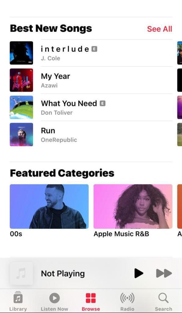Apple Music names Azawi's 'My Year' Best New Song 1 MUGIBSON