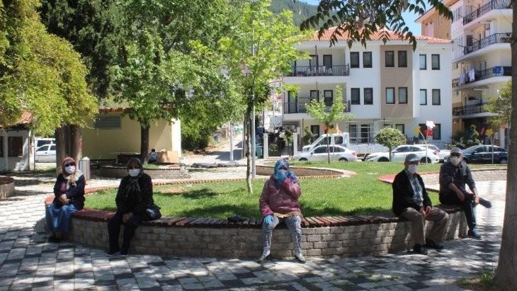 Muğla'da 65 yaş üzeri vatandaşlara yönelik kısıtlama