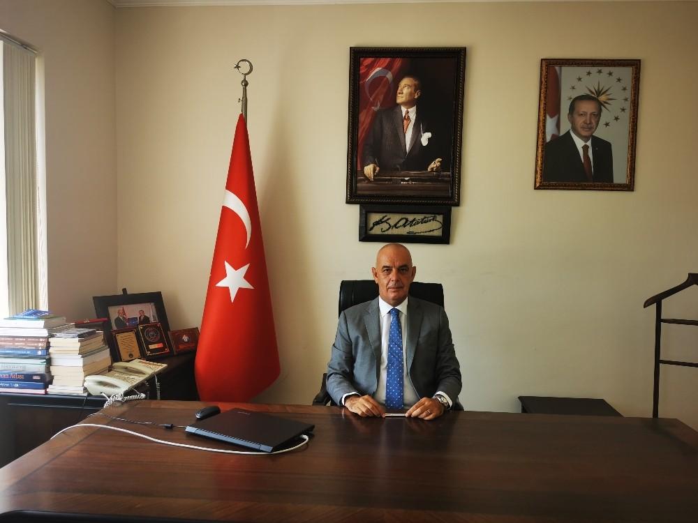 """Marmaris Kaymakamı Ertuğ Şevket Aksoy'un """" 10 Kasım Atatürk' ü Anma Günü """" Mesajı"""