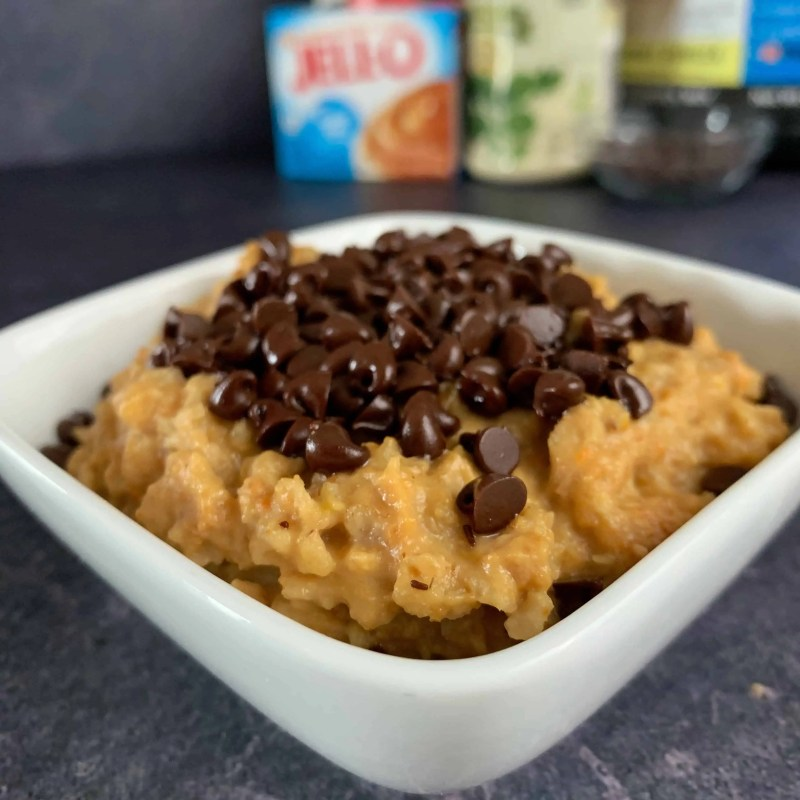 butterfinger protein oatmeal recipe