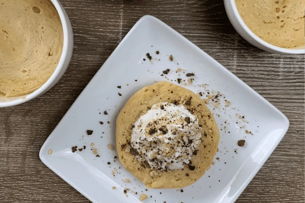 High Protein Mug Blondie