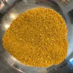 pistachio flour for no bake protein bites