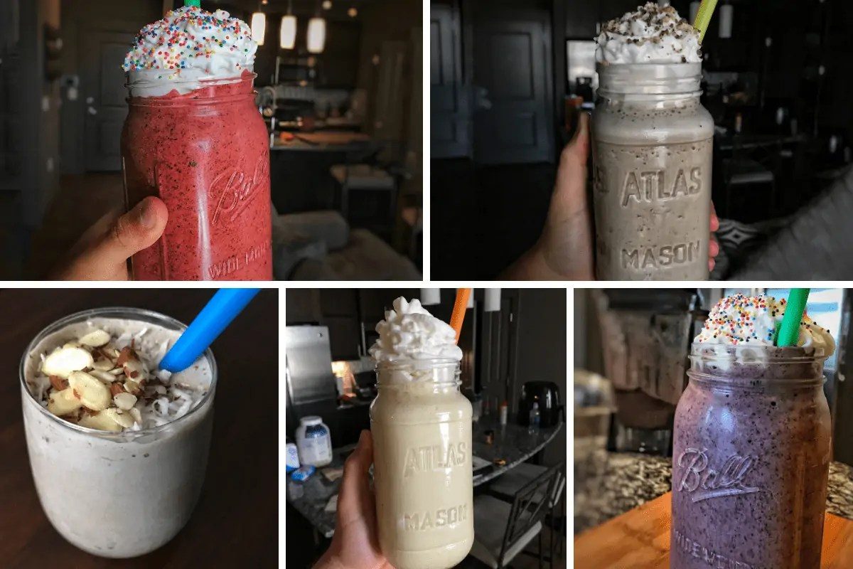 8 Protein Smoothie Recipes