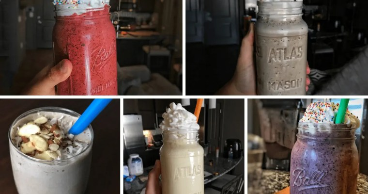 8 Protein Smoothie Recipes