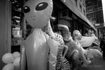 Aliens of New York