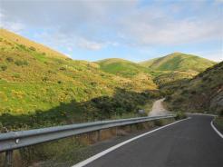 Ceļš, kas ved pie kalnu Vasilisa