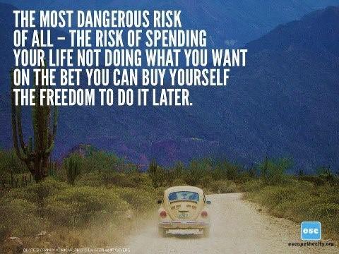 the most dangerous risks