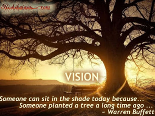Inspiring Quotes about Vision