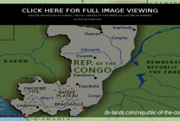 Attractions in Africa:  Republic of Congo