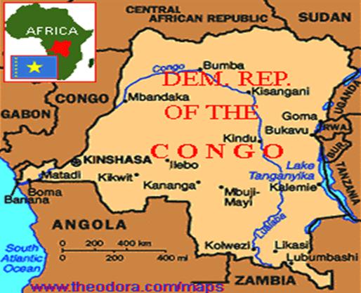 Natural Resources Democratic Republic of Congo