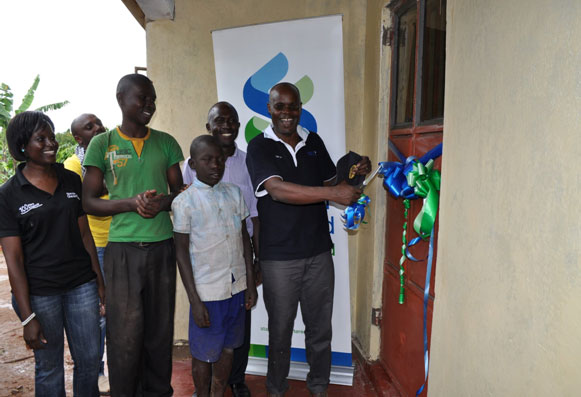 Standard Chartered Bank Uganda improves the lives of two needy brothers