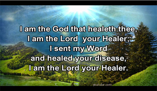There is no disease beyond God's healing power