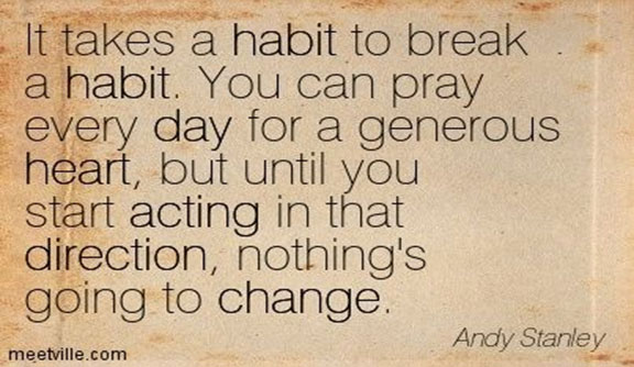 Prayer and action are necessary for success