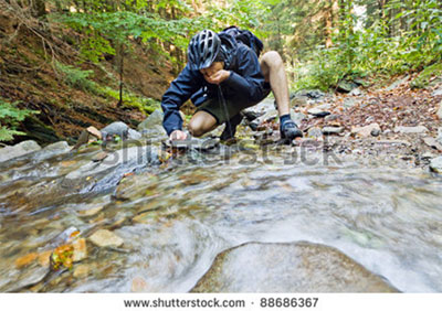 Lord lead us to your springs of water to quench our thirst