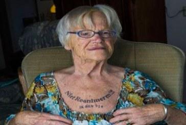 Do not resuscitate me, I'm 91!'
