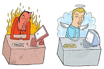 Are your employees working in heaven or hell?