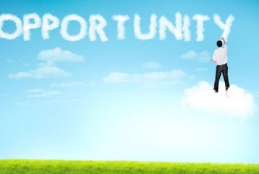 Opportunities are found in every challenge