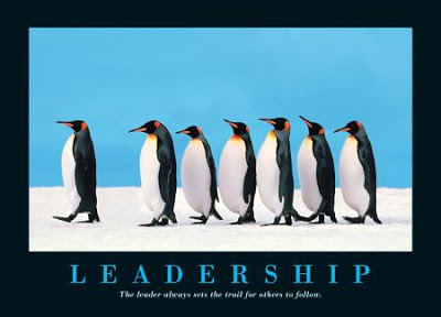 Are you a good leader for your organisation?