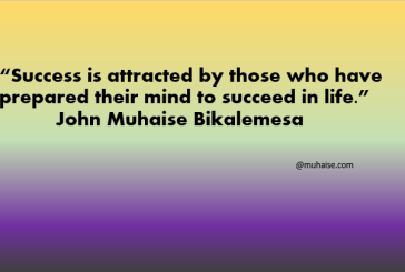 Prepare your mind for success