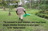 Succeeding in your Mission