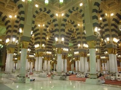 Wisata Masjid Nabawi - YAA-HAAA | ANIME SUB INDO