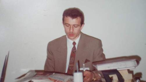 Muhammed Bozdağ TBMM Yasama Uzman Yardımcısı (1992)