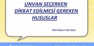 Bir ticaret unvanı, Türkiye'nin herhangi bir sicil müdürlüğüne daha önce tescil edilmiş bulunan diğer bir unvandan ayırt edilmesi için gerekli olan ek yapılmadan tescil edilemez
