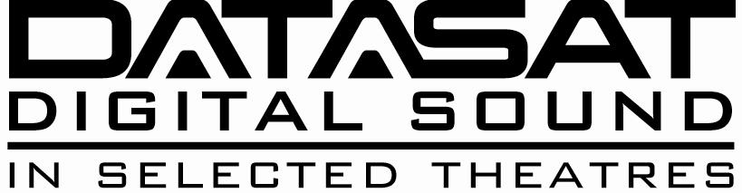 Datasat Digital Sound Selected Theatres Logo