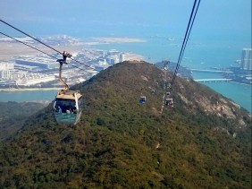 Jalur Cable Car