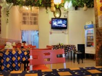 Interior restoran
