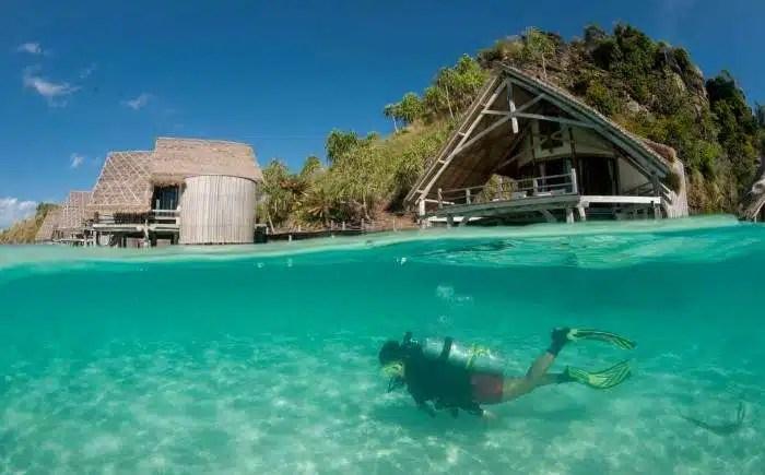 8. Misool Eco Lodge, Indonesia